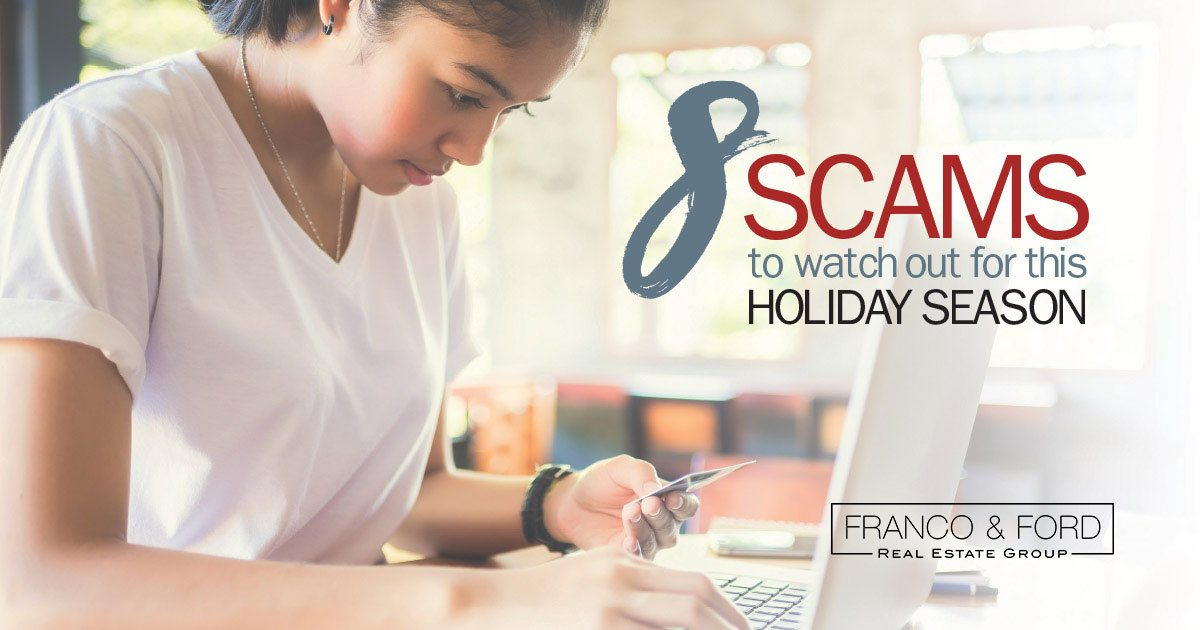 8 Scams to Watch Out For This Holiday Season