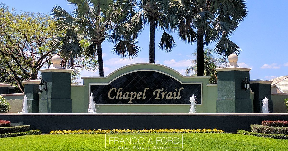Community Spotlight: Chapel Trail in Pembroke Pines, FL